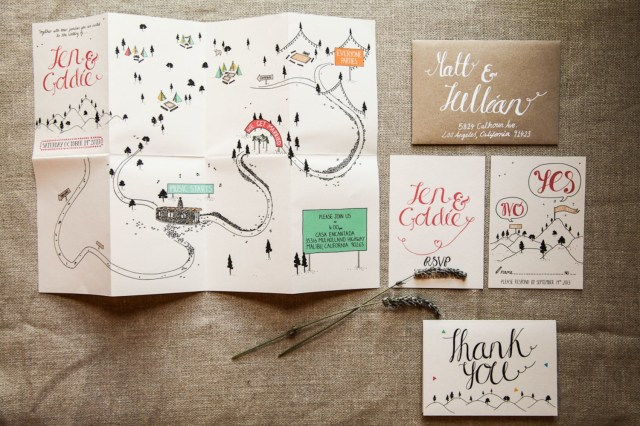 Amazing Wedding Invitations An Amazing Wedding Invitation Idea For The Unconventional Bride