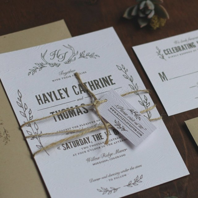 Antler Wedding Invitations Ten Quick Tips Regarding Antler Wedding Wedding Ideas
