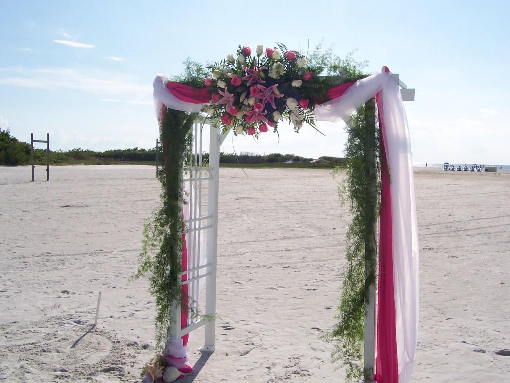 Arch Decorations For Weddings Garden Weddings Arch Femaline