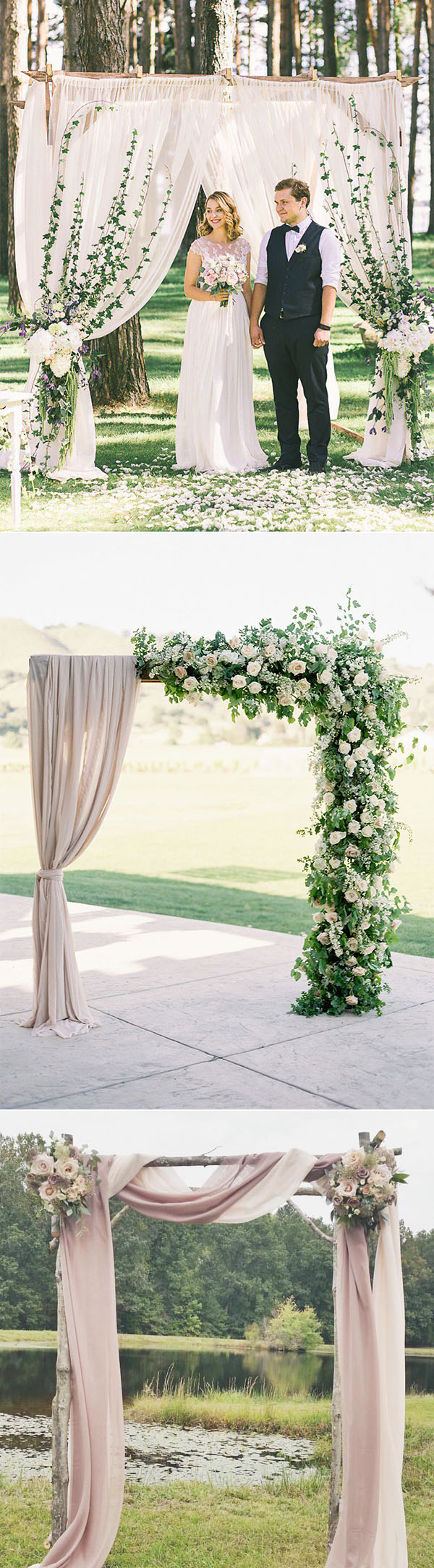 Arch Decorations For Weddings Wonderful Decorated Wedding Arches Pictures Decorations Trending