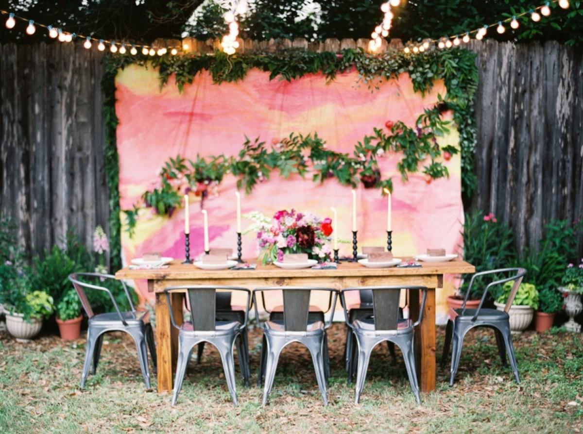 Backyard Wedding Decoration Ideas Backyard Wedding Decoration Ideas