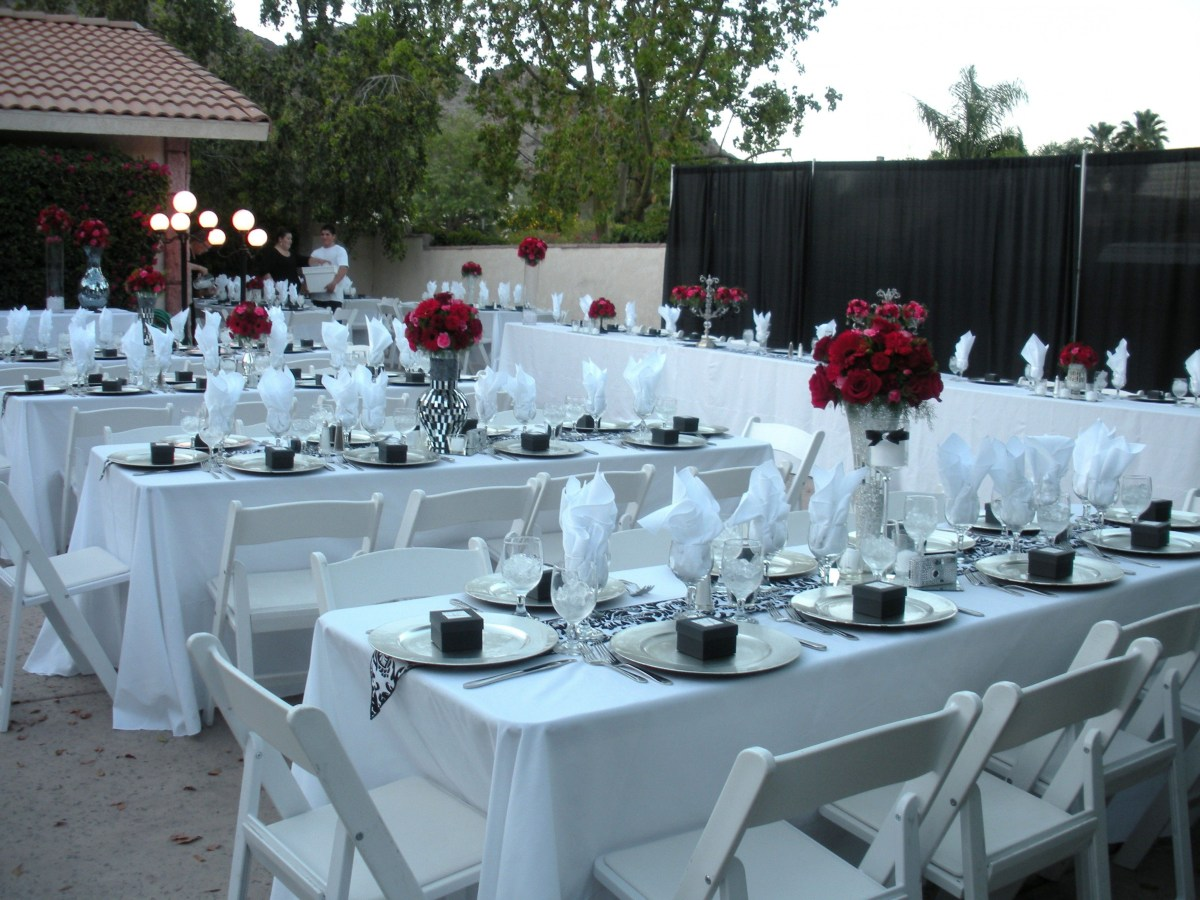 Backyard Wedding Decoration Ideas Small Backyard Wedding Decorating Ideas Satnw