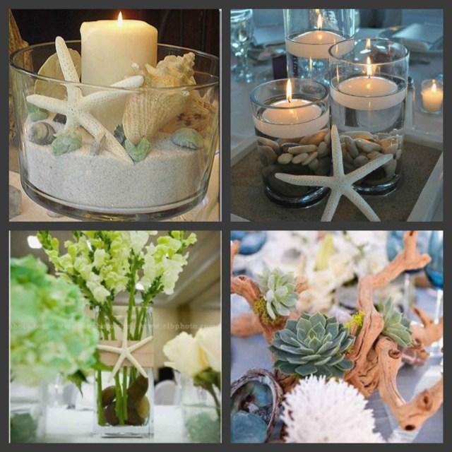 Beach Themed Wedding Decorations Beach Themed Weddings Fresh Centerpieces For Beach Weddings
