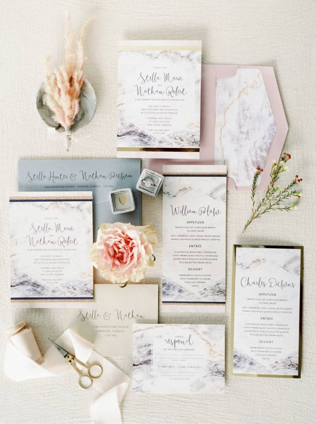 Beautiful Wedding Invitations Easy Simple Beautiful Local Invitations From Pink Umbrella