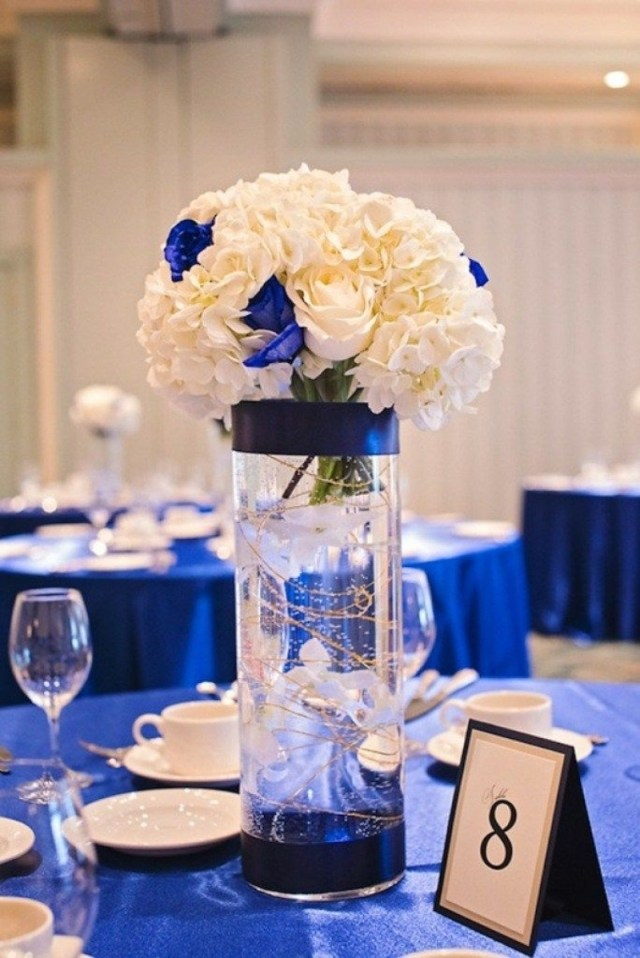 Blue And Gold Wedding Decorations Good Royal Blue And Gold Wedding Decorations Wedding Ideas