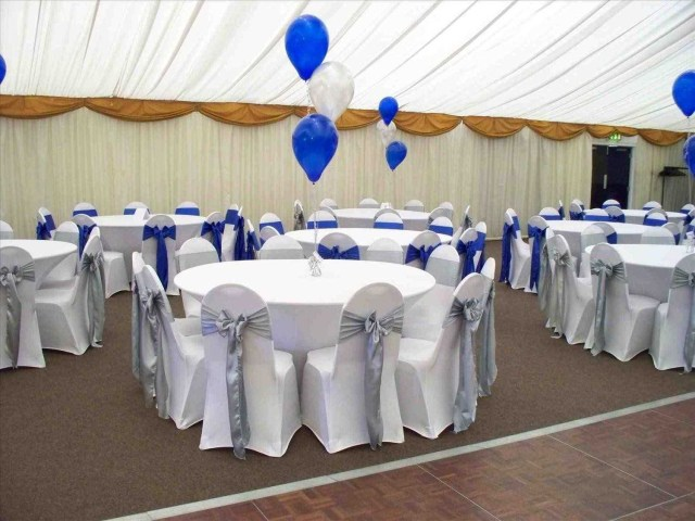 Blue And White Wedding Decor Ideas Royal Blue And White Wedding Ideas The Best White Picture