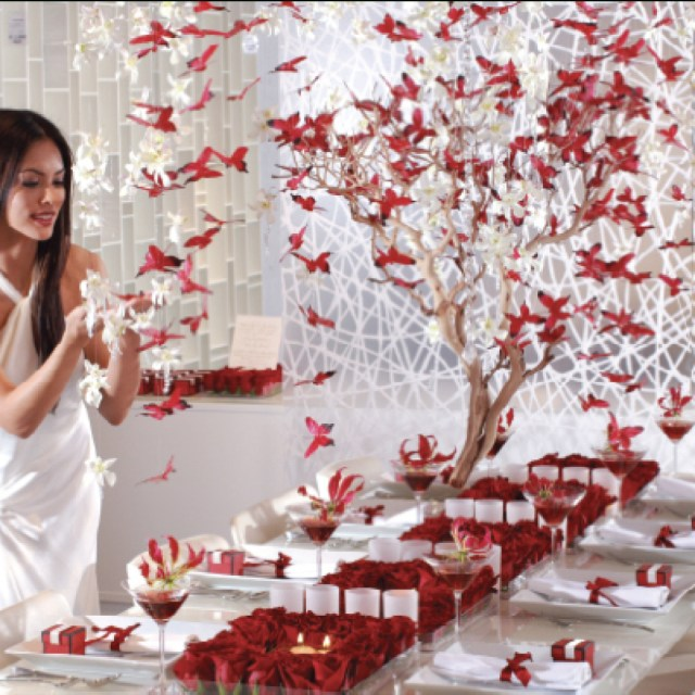 Butterfly Wedding Decorations For Tables Butterfly Table Decorations For Weddings Various Ways To Use Balloon