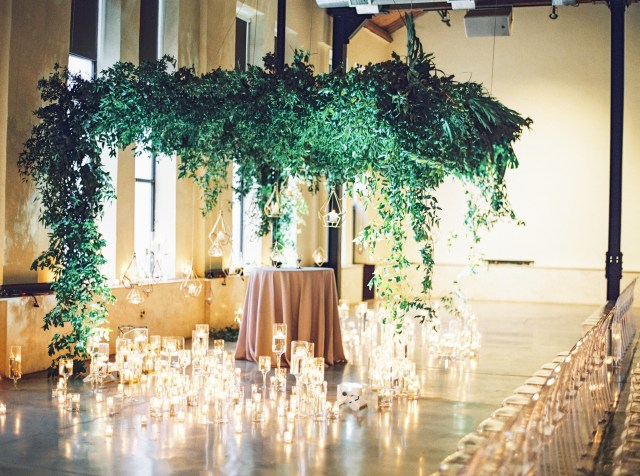 Candle Decorations For Wedding Ceremony 31 Pretty Ways To Decorate Your Wedding With Candles Brides