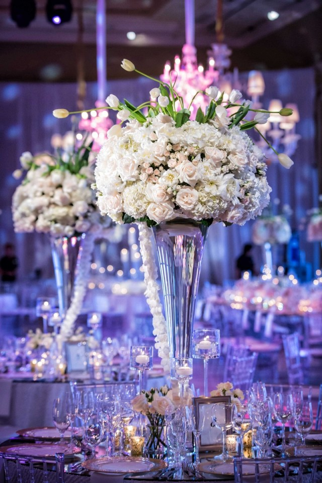 Candle Decorations For Wedding Ceremony Wedding Ideas Wedding Reception Centerpieces Using Lanterns