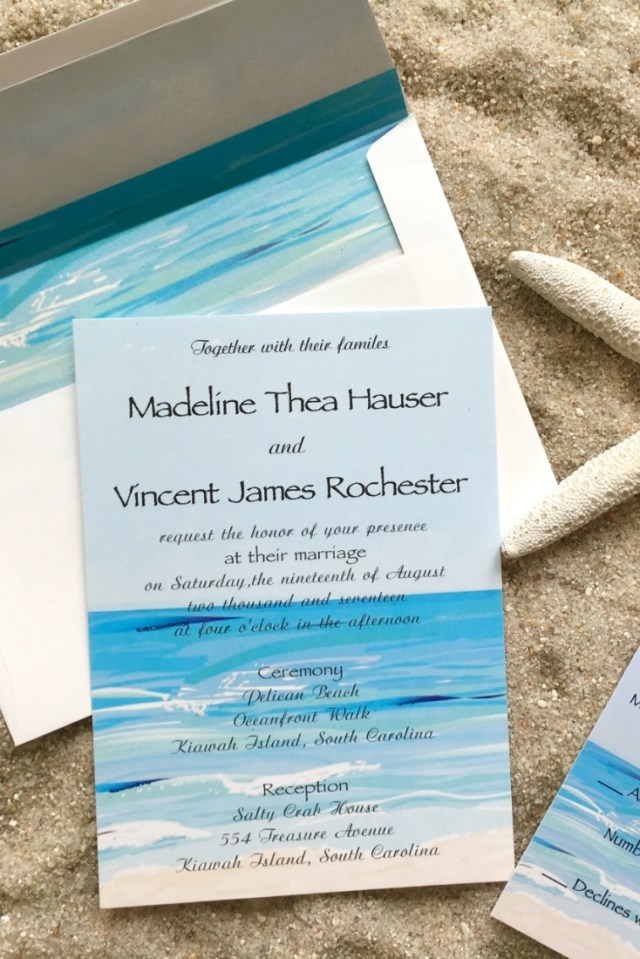 Cheap Beach Wedding Invitations Fresh Beach Themed Wedding Invitations Cheap Design Stmexhibit