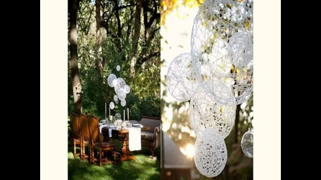 Cheap Outdoor Wedding Decorations New Outdoor Wedding Decoration Ideas On A Budget Youtube