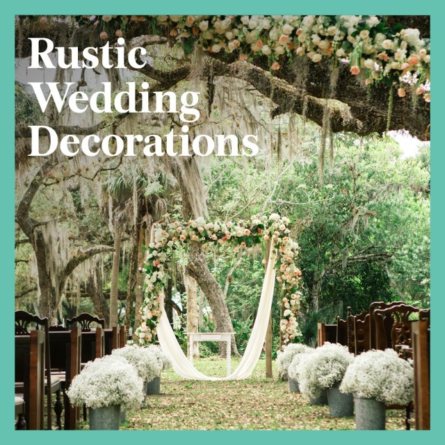 Cheap Rustic Wedding Decor 13 Rustic Wedding Decorations That You Havent Seen A Million Times