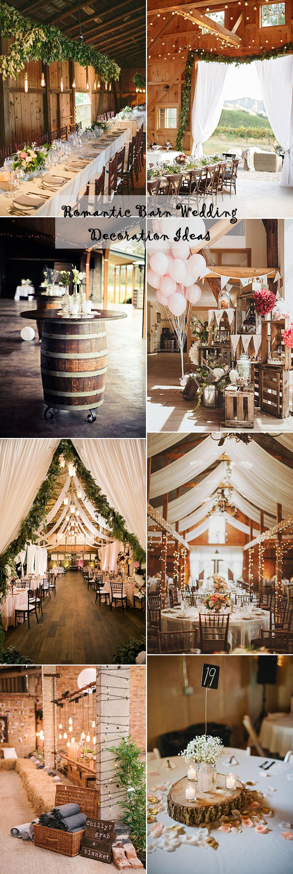 Cheap Rustic Wedding Decor 25 Sweet And Romantic Rustic Barn Wedding Decoration Ideas