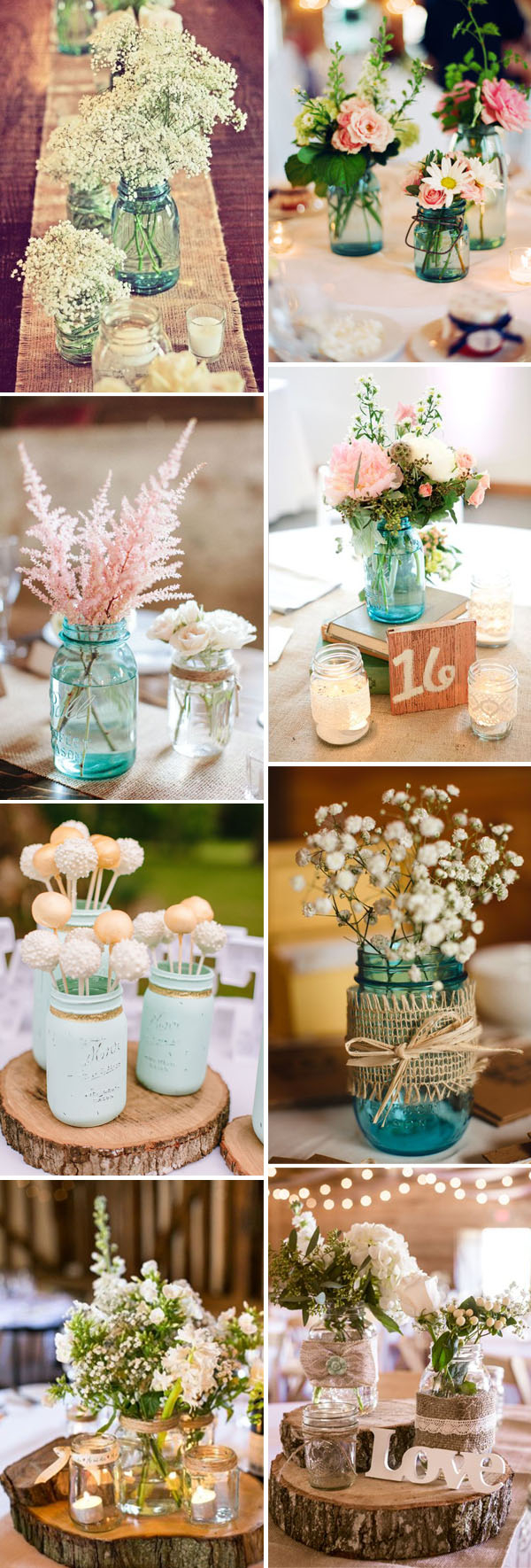 Cheap Rustic Wedding Decor 50 Best Rustic Wedding Ideas With Mason Jars Stylish Wedd Blog