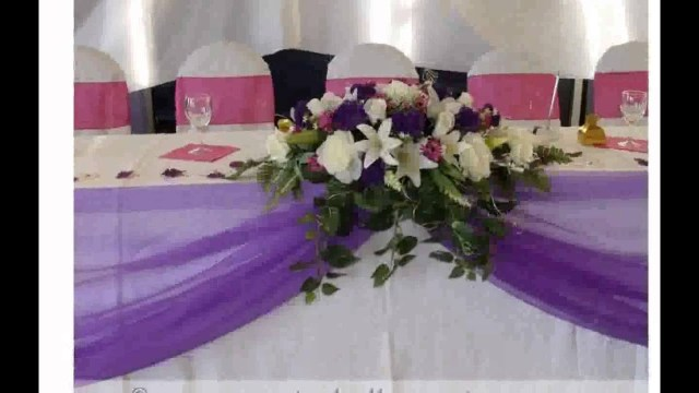 Cheap Wedding Decorations For Tables Wedding Decoration Ideas For Tables Youtube