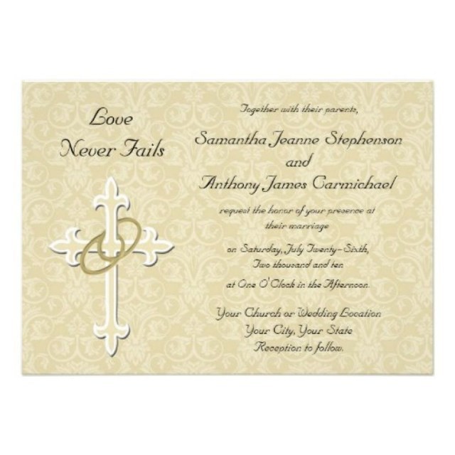 Christian Wedding Invitations Christian Marriage Quotes For Wedding Invitations On Collection