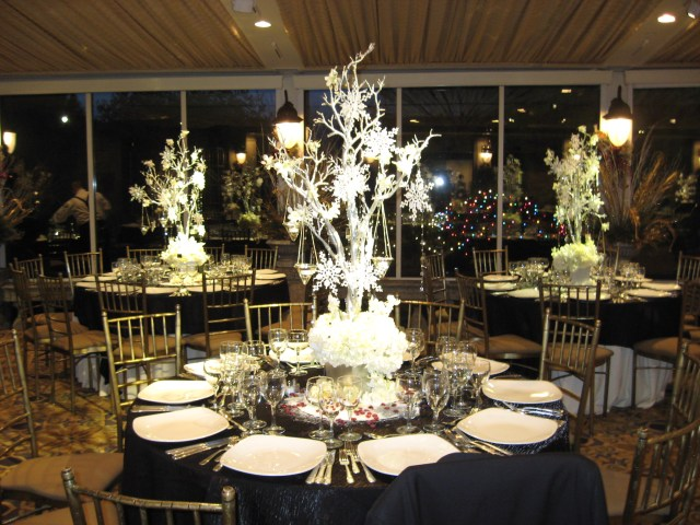 Christmas Wedding Decorations Wedding Decoration Christmas Wedding Centerpieces Tables Winter