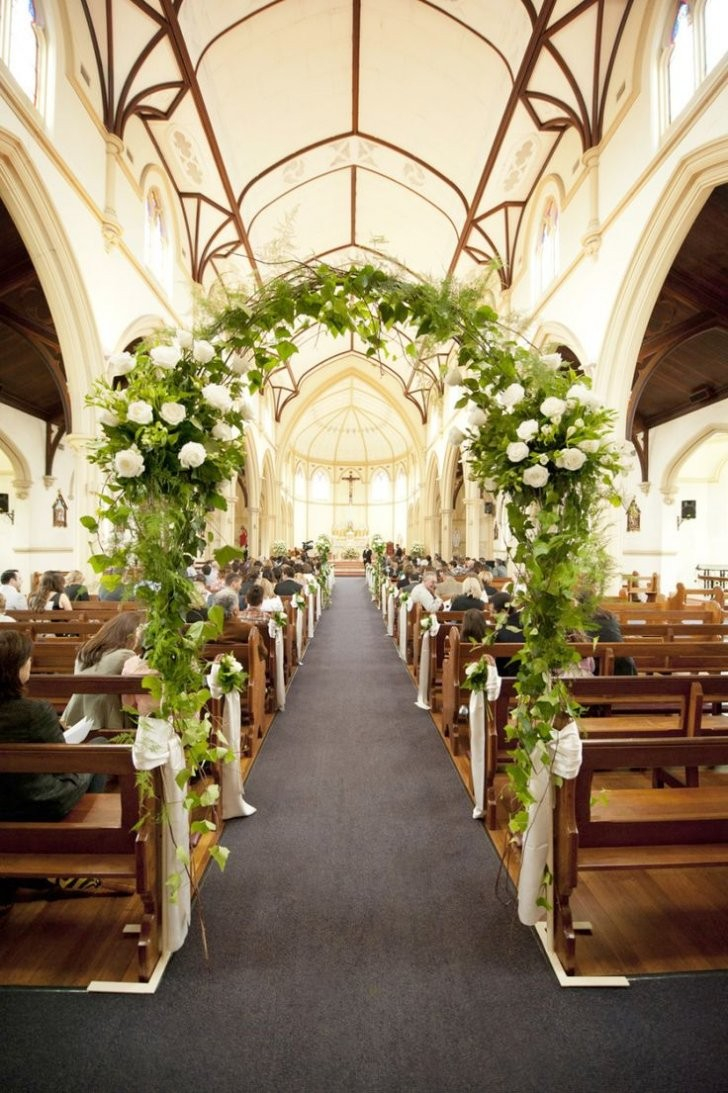 Church Wedding Decorations Ideas 46 Lovely Church Wedding Decorations Ideas Design Of Wedding
