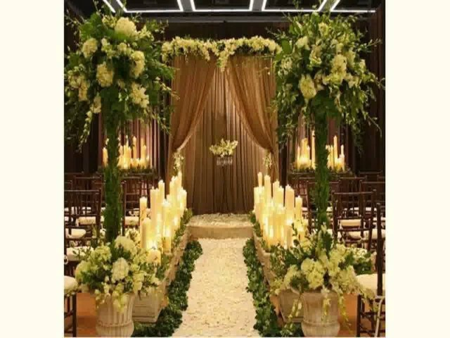 Church Wedding Decorations Ideas Church Wedding Decoration Ideas On A Budget Flisol Home