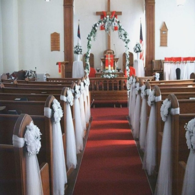 Church Wedding Decorations Ideas Ideas For Wedding Church Decoration Why Santa Claus