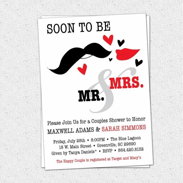 Coed Wedding Shower Invitations Couple Bridal Shower Invitations Fresh Couples Wedding Showercouples