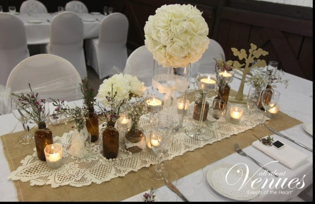 Country Wedding Table Decorations Vintage Country Wedding Decoration Wedding Decoration