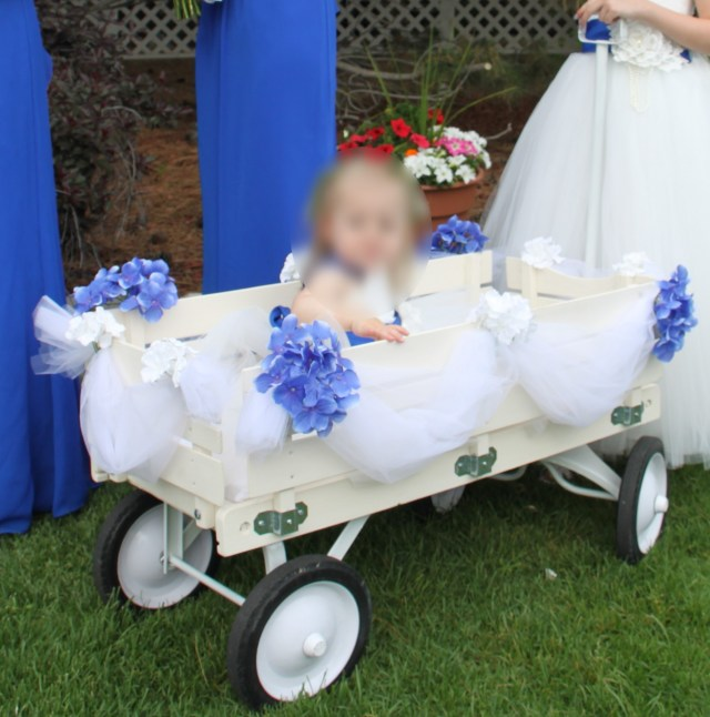 Decorating Wagon For Baby In Wedding Decorating Wagon For Ba In Wedding Wedding Decoration
