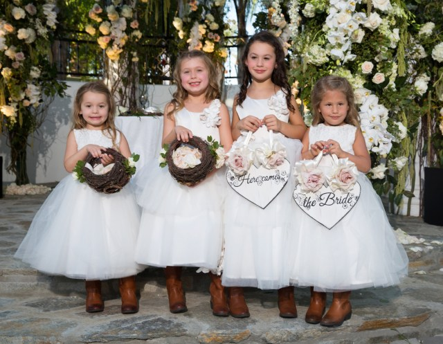 Decorating Wagon For Baby In Wedding Kids In Weddings How To Honor Your Children In The Ceremony