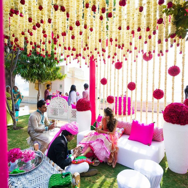Decorations For A Wedding Flower Decoration Ideas For Indian Wedding Latest Mandap Stage