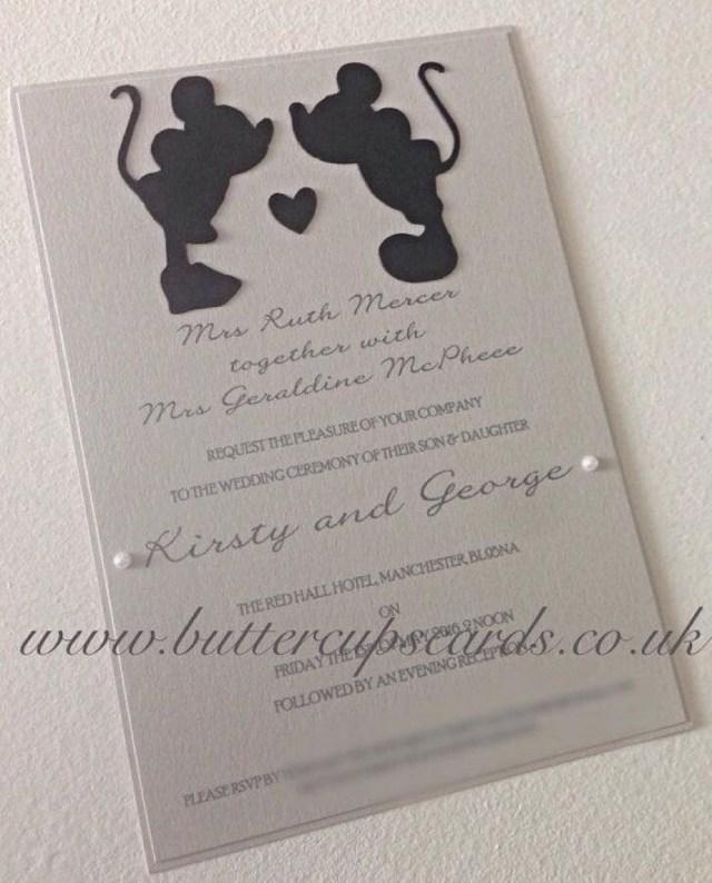Disney Themed Wedding Invitations Disney Themed Wedding Invitations Elegant Diy Disney Invitations