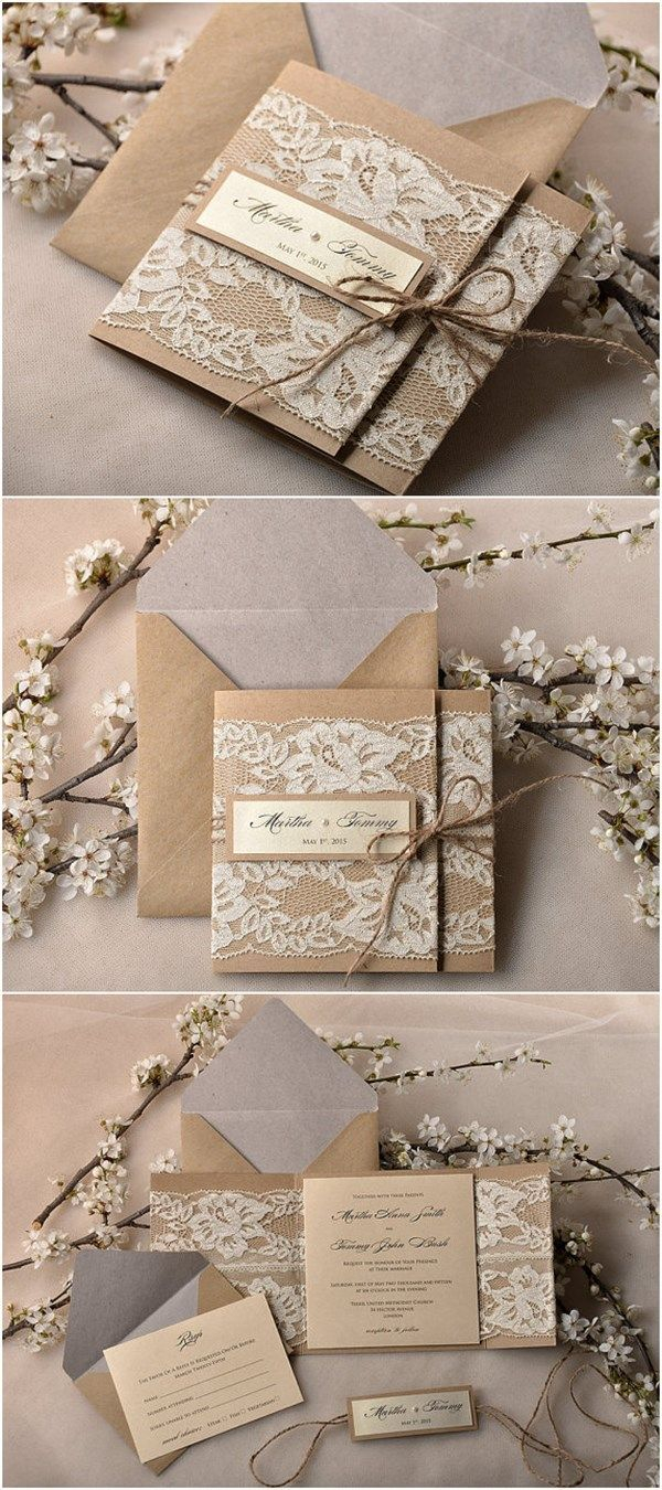 Diy Wedding Invitation Kits 30 Our Absolutely Favorite Rustic Wedding Invitations Michelles