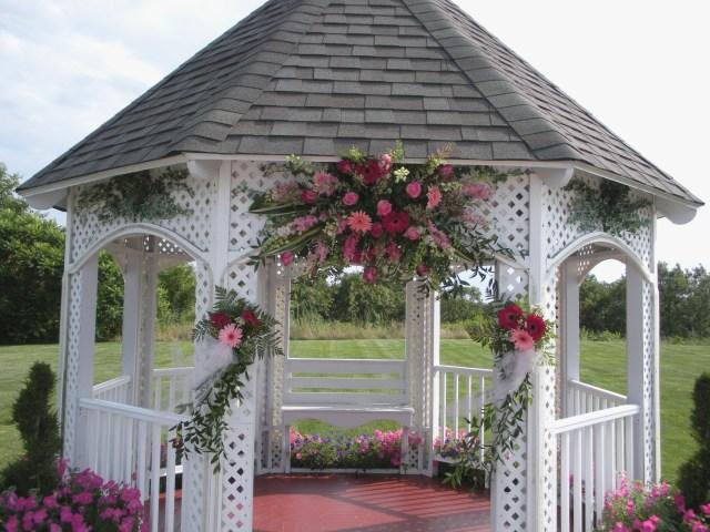 Gazebo Wedding Decorations Gazebo Wedding Decorations Beautiful Rustic Wedding Arch Rental Home