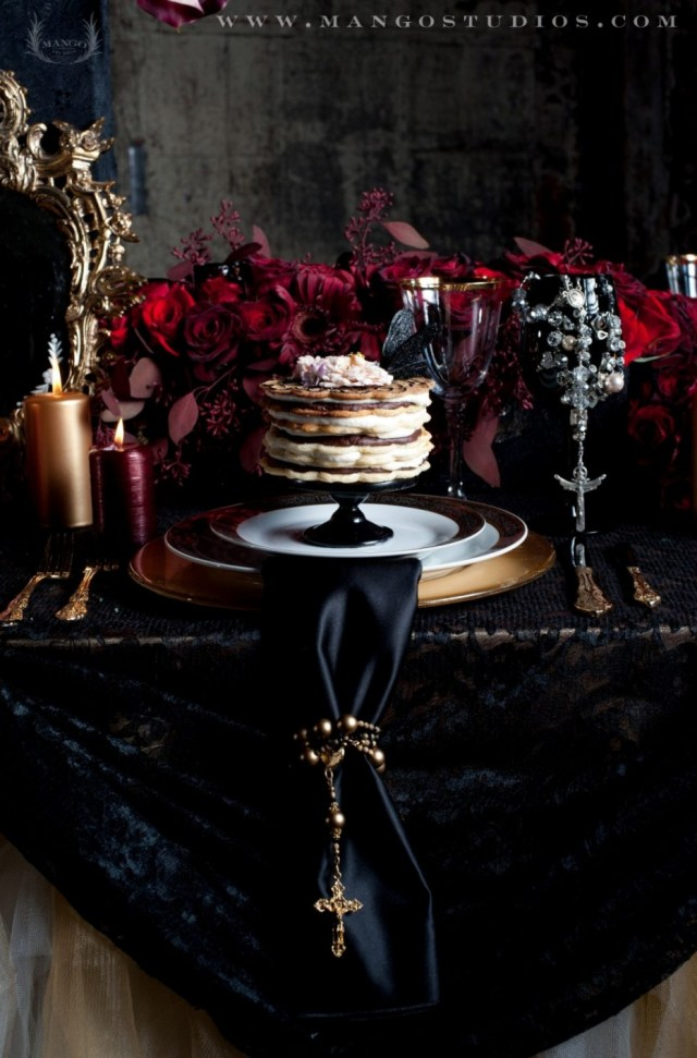 Gothic Wedding Decorations Gothic Wedding Table Decorations Wedding Decoration