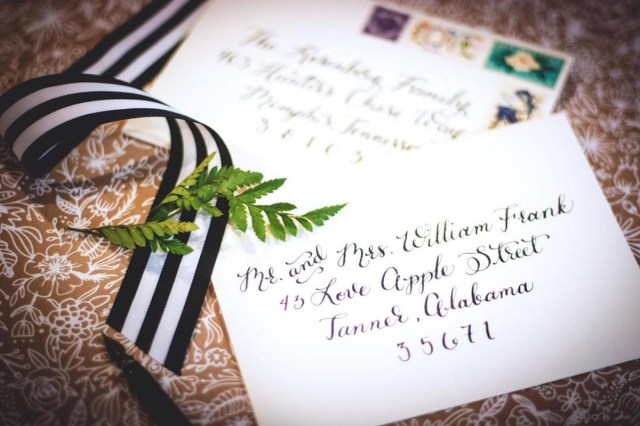 How Do You Address Wedding Invitations How To Address Wedding Invitations Unveiled Zola