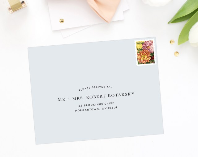 How To Address Wedding Invitations With Guest How To Address Your Wedding Invitation Envelopes Part 1