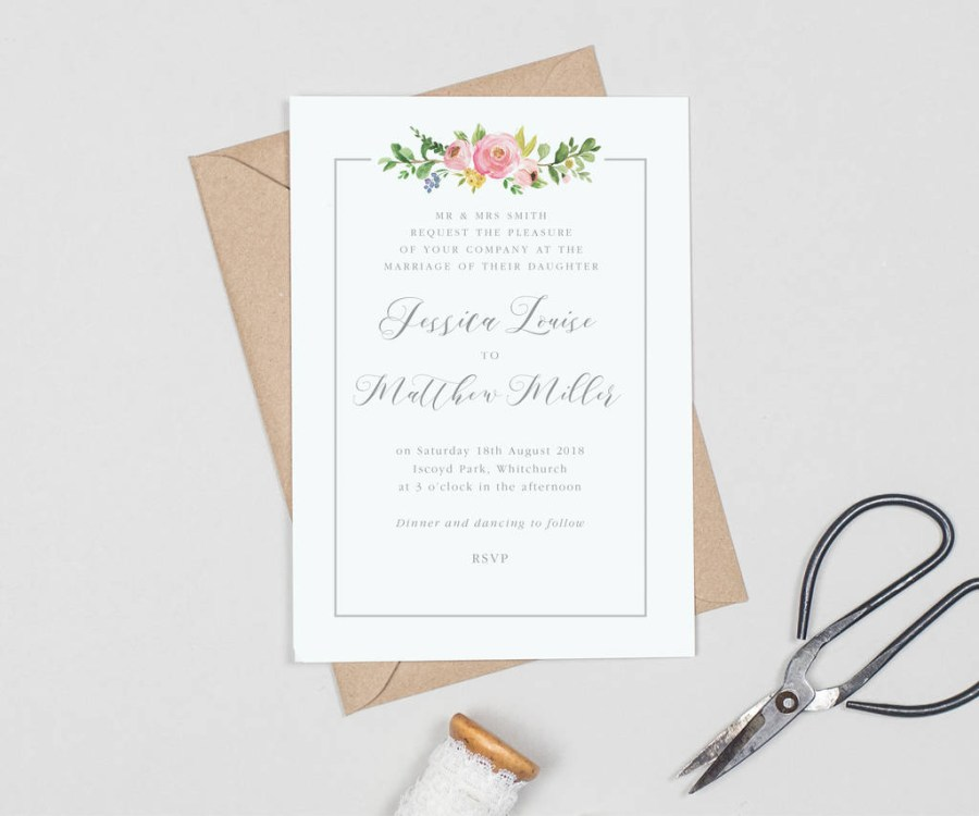 Invitations For Weddings Decorations Marriage Invitation Cover Inexpensive Modern Wedding