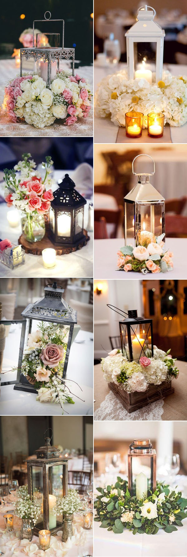 Lantern Decorations For Weddings 32 Stunning Wedding Centerpieces Ideas Elegantweddinginvites Blog