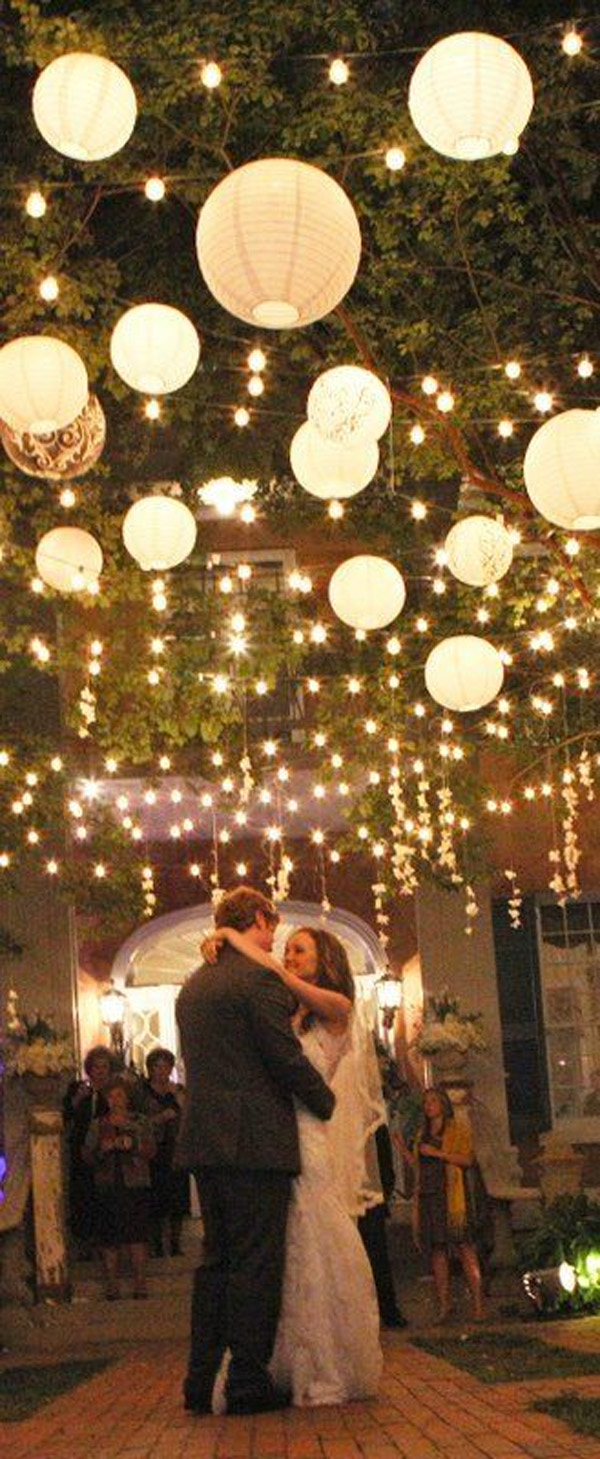 Lantern Decorations For Weddings Wow Factor Wedding Ideas Without Breaking The Budget