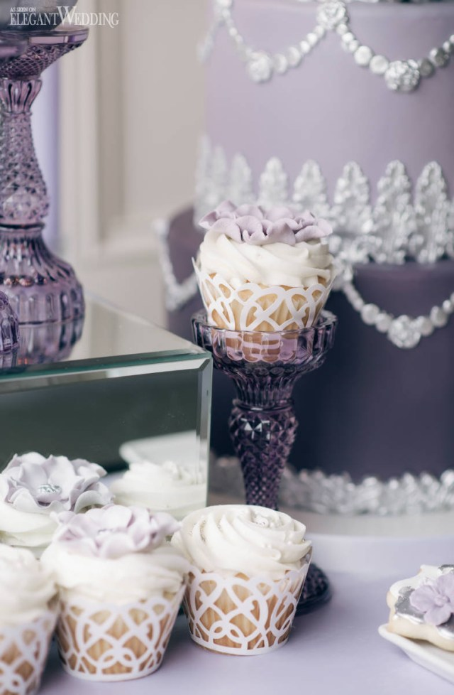 Lavender Wedding Decorations Luxurious Lavender Wedding Theme Elegantweddingca