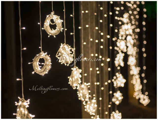 Light Decoration In Wedding Importance For Lighting In A Wedding Wedding Decorations Flower