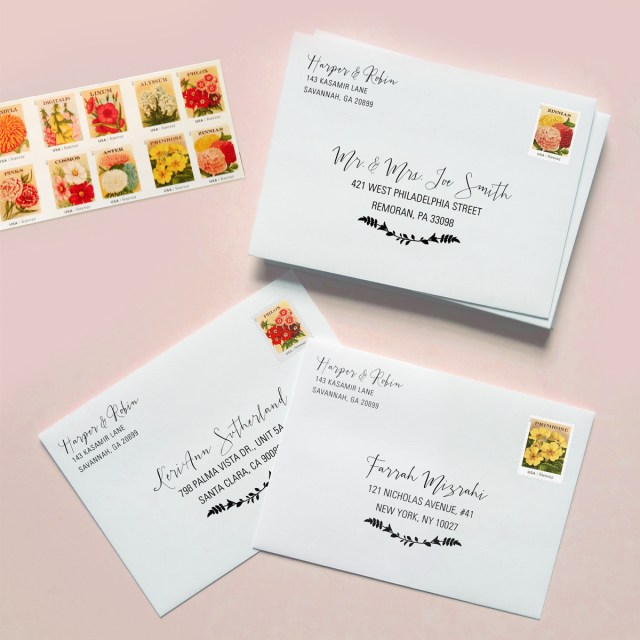 Mailing Wedding Invitations The Feminist Guide To Addressing Wedding Invitations A Practical