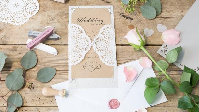 Making Your Own Wedding Invitations Diy Make Your Own Wedding Invitations Sstrene Grene Youtube