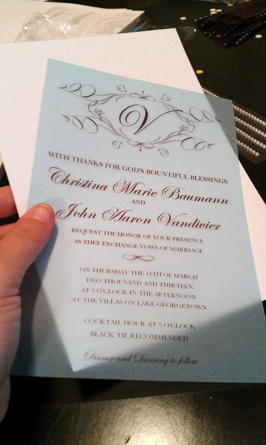Making Your Own Wedding Invitations How To Make Your Own Diy Wedding Invitations For Under 50