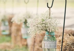 Mason Jar Decorations For A Wedding Rustic Wedding Ideas 30 Ways To Use Mason Jars