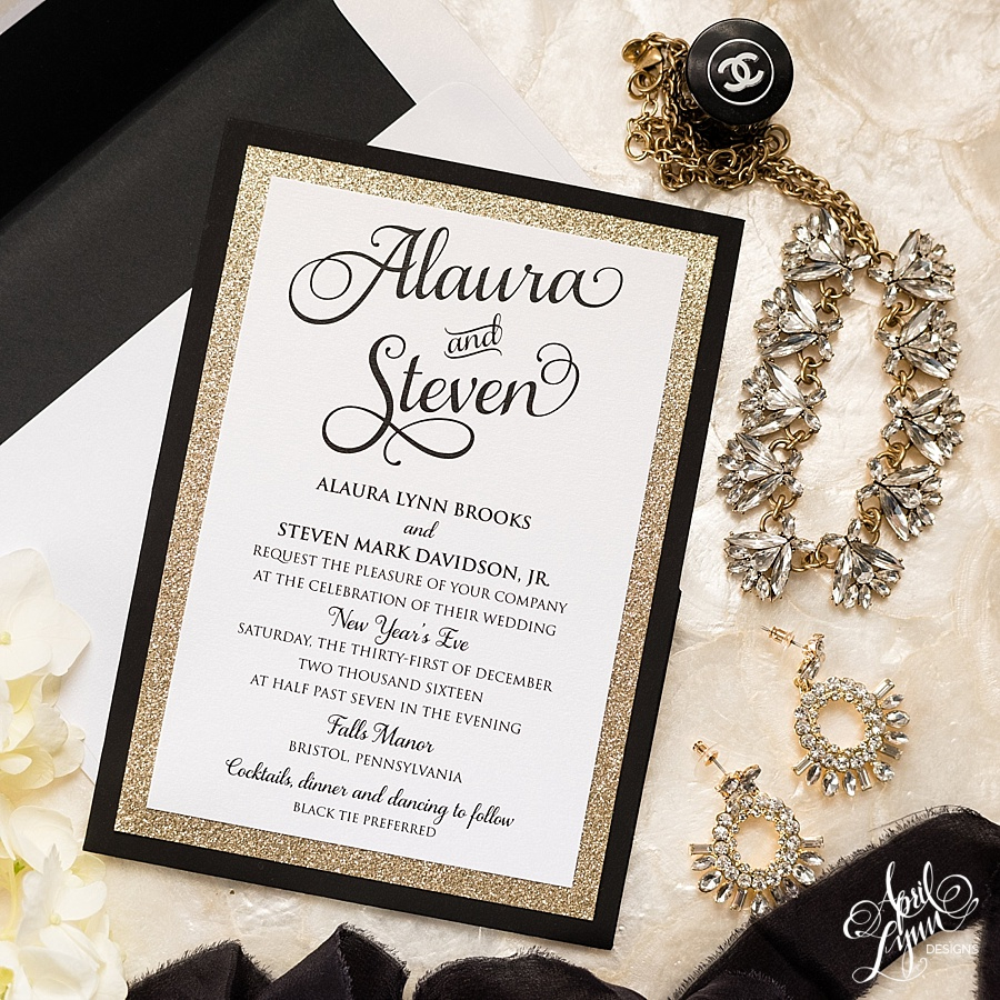 30+ Marvelous Image of New Years Eve Wedding Invitations
