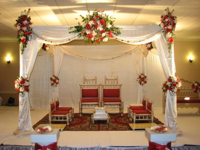 Outdoor Wedding Decorating Ideas Indian Wedding Decorations Gorgeous Marriage Decoration Ideas