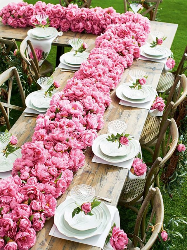 Pink Wedding Decorations Pink Wedding Decorations Wedding Ideas Colour Chwv