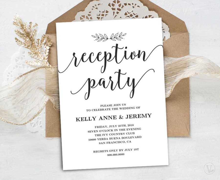 Post Wedding Party Invitations Wedding Party Invitations Il Fullxfull 1107098508 Ddjw Awesome Post