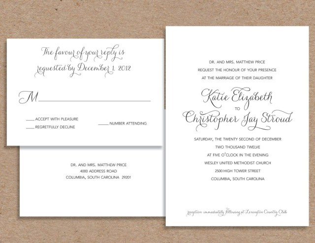 Proper Wedding Invitation 20 Wedding Invitation Ettiquette Wedding Invitation Cards