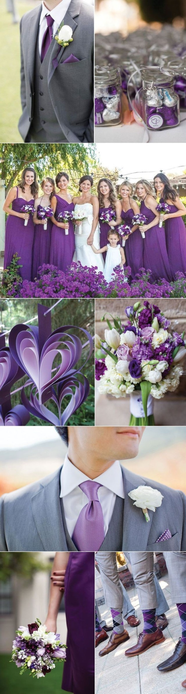 Purple And Silver Wedding Decorations Best 25 Purple Silver Wedding Ideas On Pinterest Purple And With